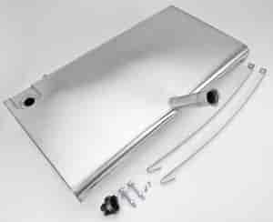 Rick's Hot Rod Shop 1101 - Rick's Hot Rod Shop Stainless Steel Carbureted Gas Tanks