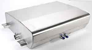 Rick's Hot Rod Shop 3021 - Rick's Hot Rod Shop Stainless Steel EFI Gas Tanks