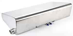 Rick's Hot Rod Shop 3031 - Rick's Hot Rod Shop Stainless Steel EFI Gas Tanks