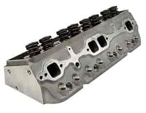 RHS 12042-01 - RHS Pro Action Aluminum Small Block Chevy Cylinder Heads