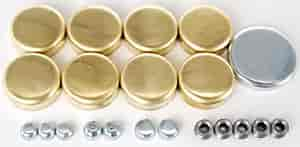 Pioneer 830001 - Pioneer Brass Freeze Plug Kits