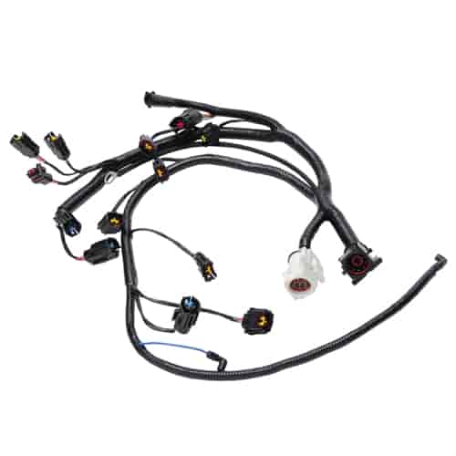 Ron Francis Wiring Fox Fuel Injector Wiring Harness 1987-1993 Ford on