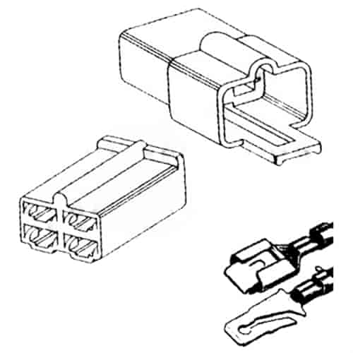 4 Wire Connector Wiring Diagram