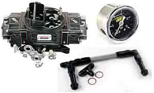 Quick Fuel BD-750K - Quick Fuel Black Diamond Series Carburetors