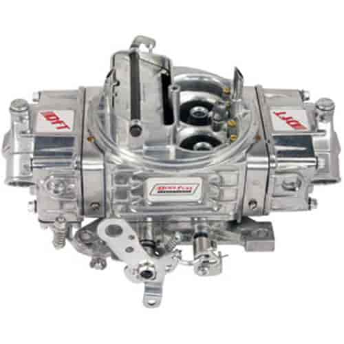 Quick Fuel HR-600 - Quick Fuel Hot Rod Aluminum Carburetors