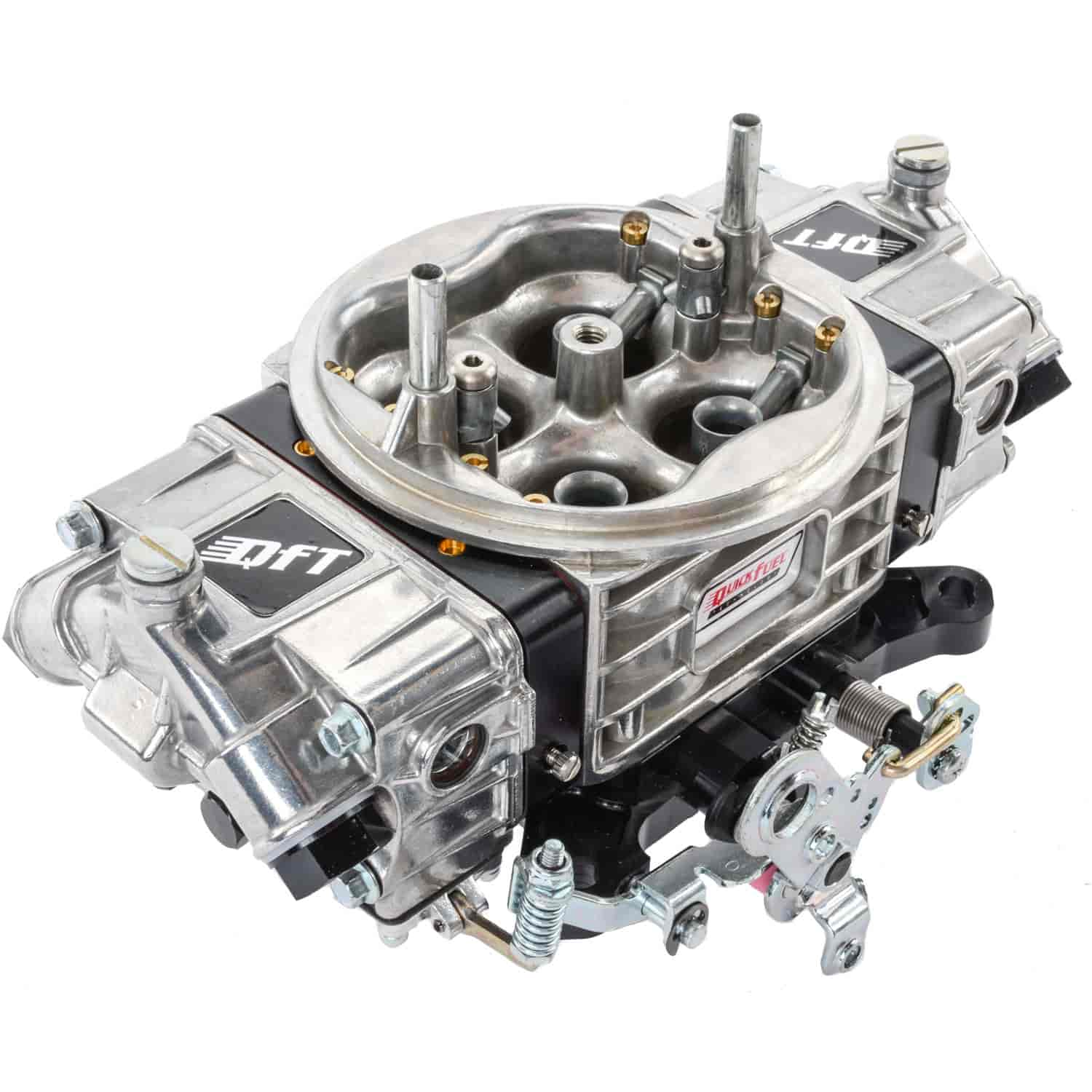 Quick Fuel RQ-1050-3AN - Quick Fuel Race-Q Carburetors