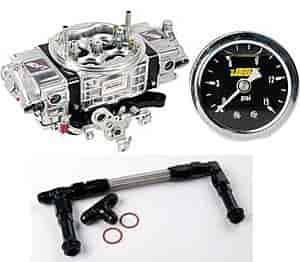 Quick Fuel RQ-850K - Quick Fuel Race-Q Carburetors