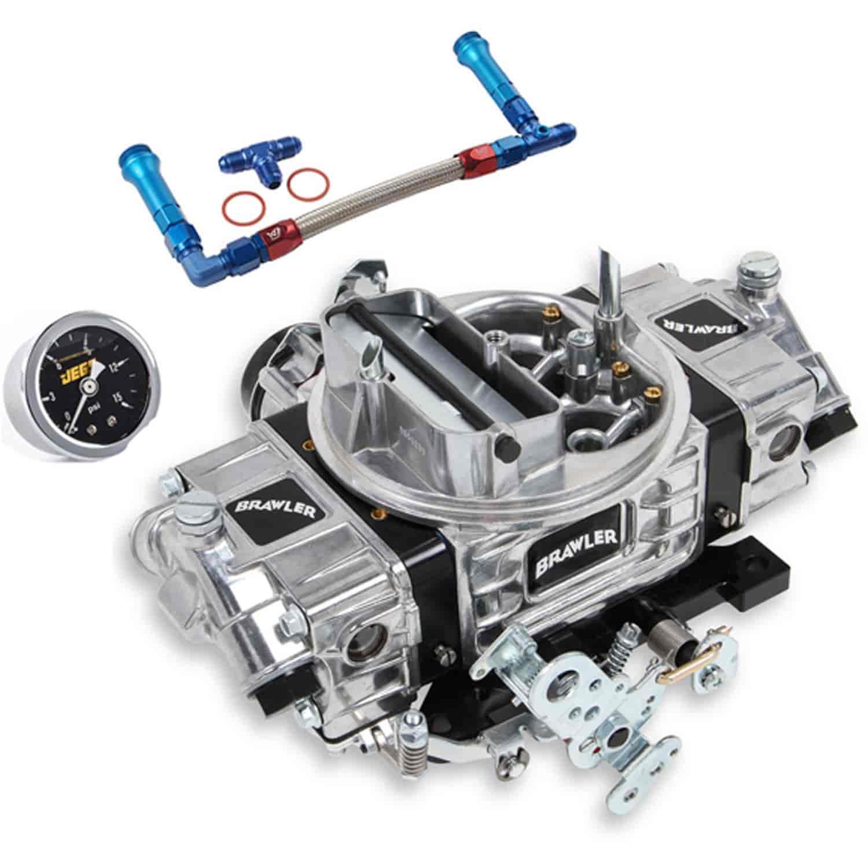 Quick Fuel Brawler Street Mechanical Secondary Carburetor Kit 750 CFM