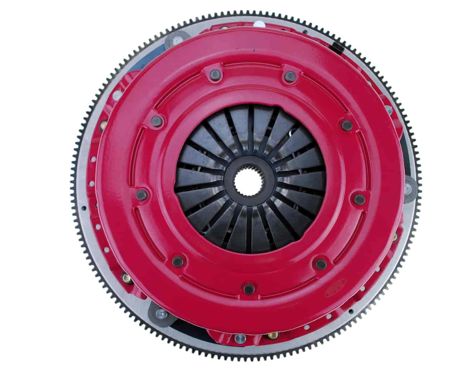 Ram Clutches 80 2170 Force 105 Dual Disc Clutch System 1991 Up Bbc