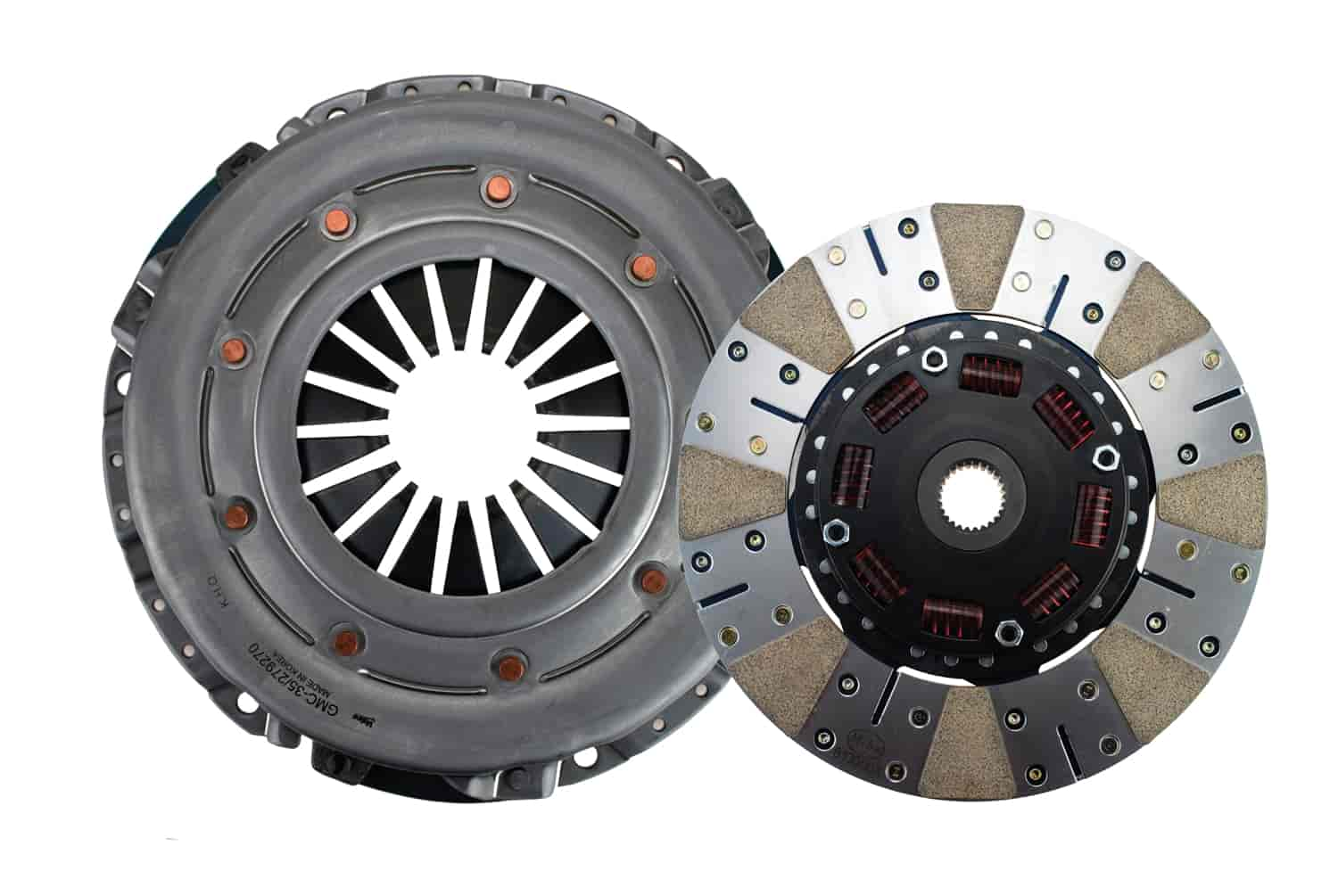 RAM Clutches 98730HD