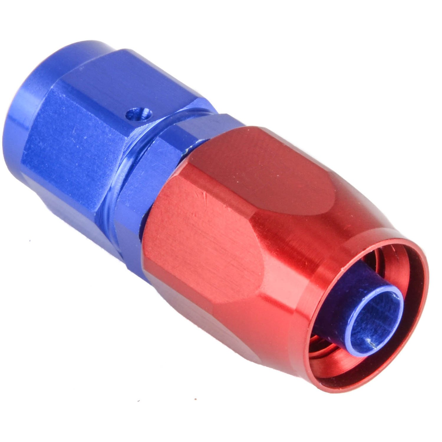 Russell 610020 - Russell AN Hose End Fittings - Red/Blue