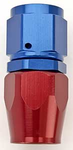 Russell 610040 - Russell AN Hose End Fittings - Red/Blue