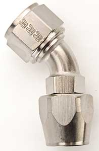 Russell 610121 - Russell AN Hose End Fittings - Endura Finish