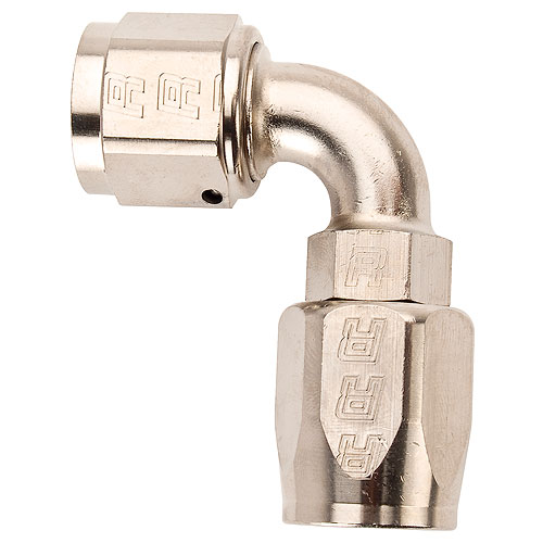 Russell 610171 - Russell AN Hose End Fittings - Red/Blue