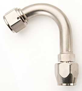 Russell 610251 - Russell AN Hose End Fittings - Endura Finish