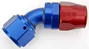 Russell 613120 - Russell AN Hose End Fittings - Red/Blue