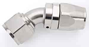 Russell 613121 - Russell Full Flow AN Hose End Swivel Fittings