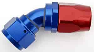 Russell 613130 - Russell AN Hose End Fittings - Red/Blue