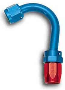 Russell 613390 - Russell AN Hose End Fittings - Red/Blue