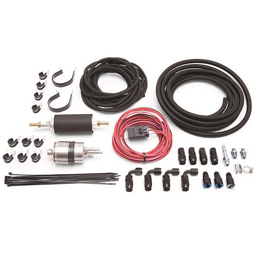 russell 641605  complete efi fuel system kit gm ls