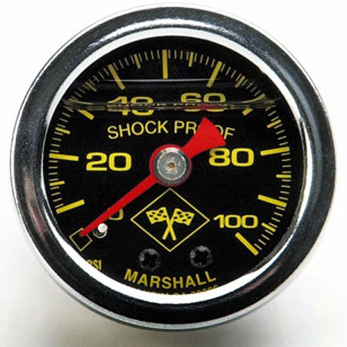 Russell 650320 - Russell Fuel Pressure Gauges