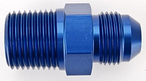 Russell 660490 - Russell AN Male to NPT Male Adapter Fittings