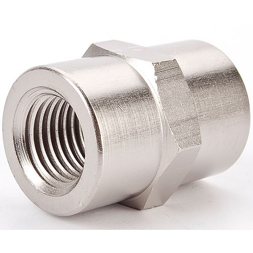 Russell 661451 - Russell NPT Female to NPT Female Pipe Coupler Adapter Fittings