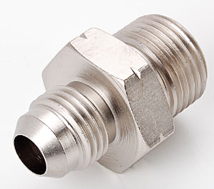 Russell 670541 - Russell AN Male to Metric Male Adapter Fittings