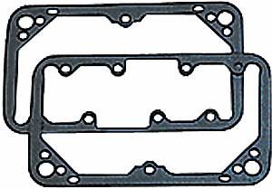 Moroso 65224 - Moroso Reusable Buna-N Holley Gaskets