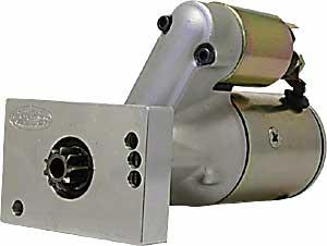 GM 153//168T Powermaster 9400 Ultra Torque Natural Finsih Starter