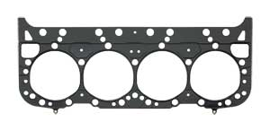 Mr. Gasket 3141G - Mr. Gasket Multi-Layered Steel (MLS) Head Gaskets