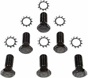 Mr. Gasket 912 - Mr. Gasket Flywheel and Pressure Plate Bolts