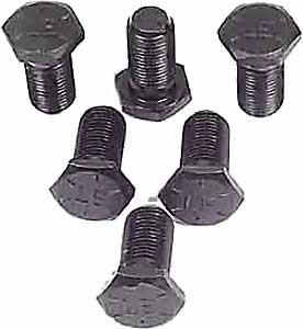 Mr. Gasket 914 - Mr. Gasket Flywheel and Pressure Plate Bolts
