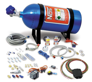 NOS 05135 - NOS Universal Drive-by-Wire Wet Nitrous System