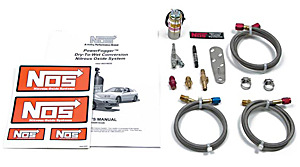 NOS 0031 - NOS Dry to Wet Conversion Kit