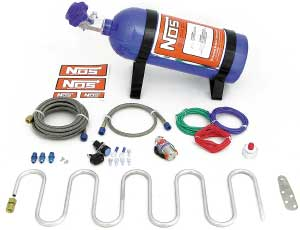 NOS 16034 - NOS Intercooler Spray Bar Kit
