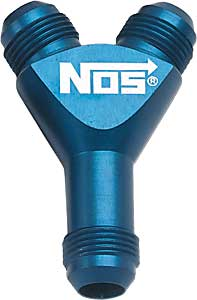 NOS 17830 - NOS High Flow Y-Fittings