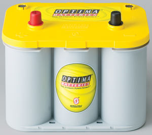 Optima Batteries 9012-021 - Optima YellowTop Deep-Cycle Racing Batteries