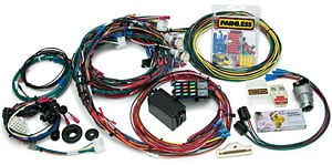 Painless Performance Products 20122 - Painless Ford Car Chassis Harnesses
