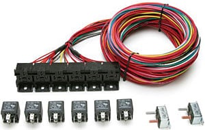 Painless Performance Products 30108 - Painless Electric Fan Relay Kits