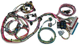 Painless Performance Products 60522 - Painless GM Fuel Injection Wiring Harnesses