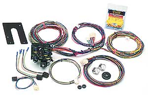 Painless Performance Products 10105 - Painless Jeep Chassis Harnesses