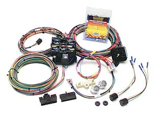 Painless Performance Products 10106 - Painless Jeep Chassis Harnesses