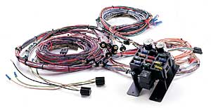 Painless Performance Products 10112 - Painless Custom Wiring Harness