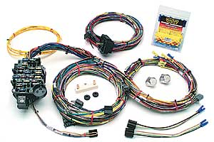 Painless Performance Products 20102 - Painless GM Car Chassis Harnesses