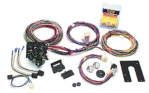 Painless Performance Products 20107 - Painless GM Car Chassis Harnesses