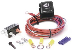 Painless Performance Products 30101 - Painless Electric Fan Relay Kits
