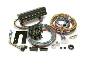 Painless Performance Products 50003 - Painless Pro Street/Drag Race Wiring Harnesses