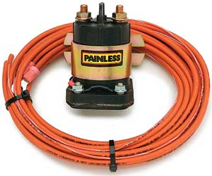 Painless Performance Products 50105 - Painless Charging Shutdown Relays