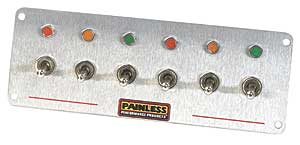Painless Performance Products 50420 - Painless Ford Mustang Power Panels